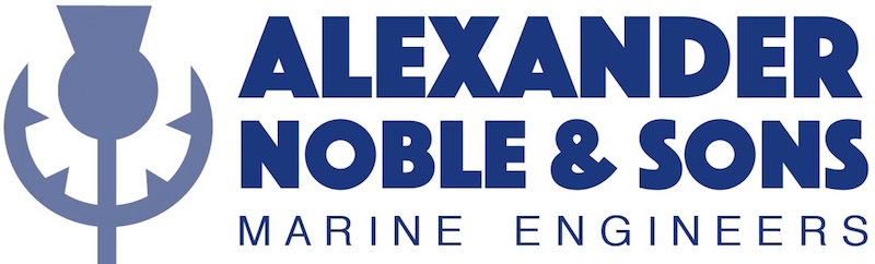 Alexander Noble & Sons Marine Engineers Girvan Ayrshire