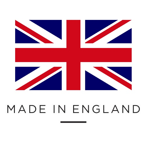 Our Made in England Ethos