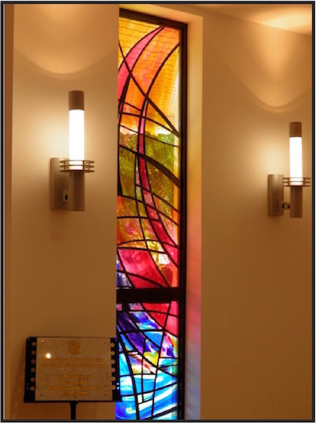 Church And Cathederal Stained Glass Window Design And