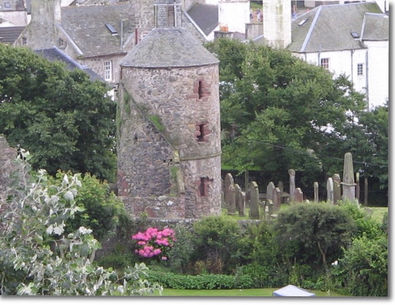 The Old Kirk, Portpatrick, Dumfries and Galloway, Scotland