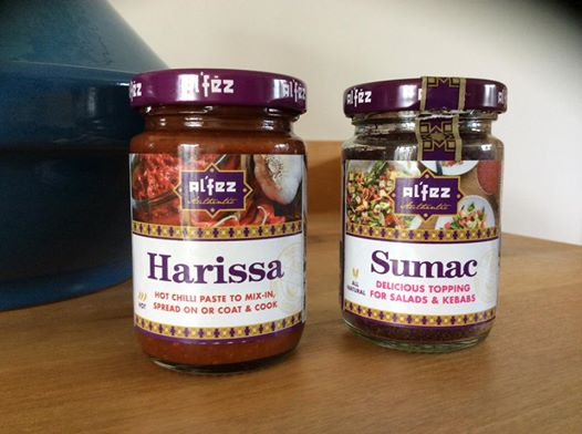 Alfez Harissa and Sumac at John D Owen & Son Newton Stewart