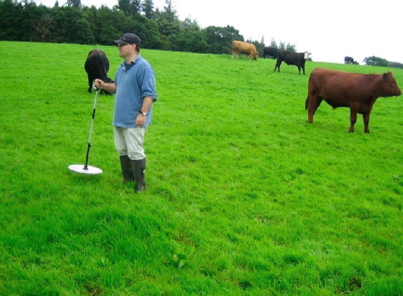 Farm innovation assistance from RJ Livestock Systems Ltd