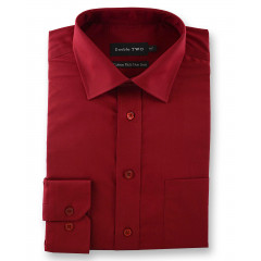 cherry plain shirt