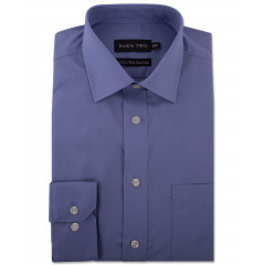 grape plain shirt