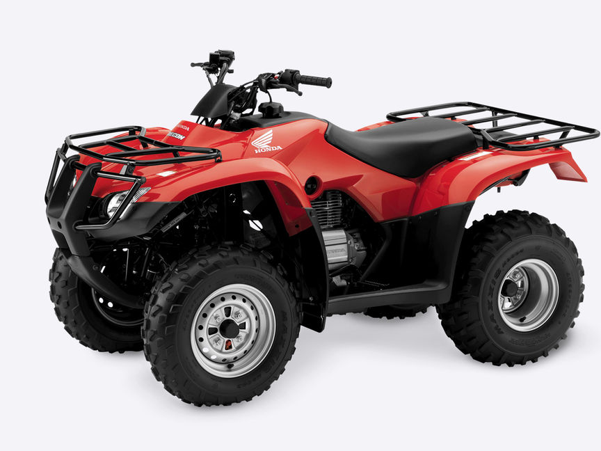 Honda Fourtrax 250 ATV available from Paterson ATV Centre, Dalbeattie