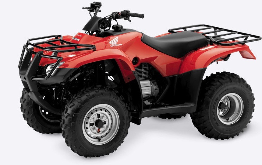 Honda Utility 2wd Fourtrax 250 ES TRX250TE available from Paterson ATV Dalbeattie