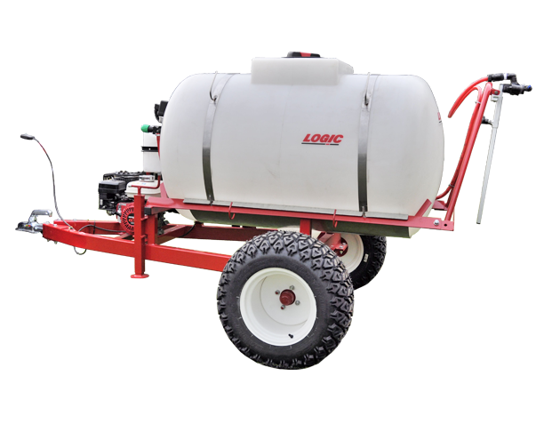 Logic Boomless ATV Trailer Sprayer from Paterson ATV Dalbeattie - The Leading ATV Centre in Dumfries and Galloway