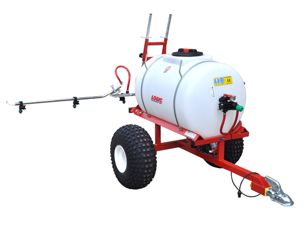 Logic TS400 ATV Trailer Sprayer from Paterson ATV Dalbeattie - The Leading ATV Centre in Dumfries and Galloway