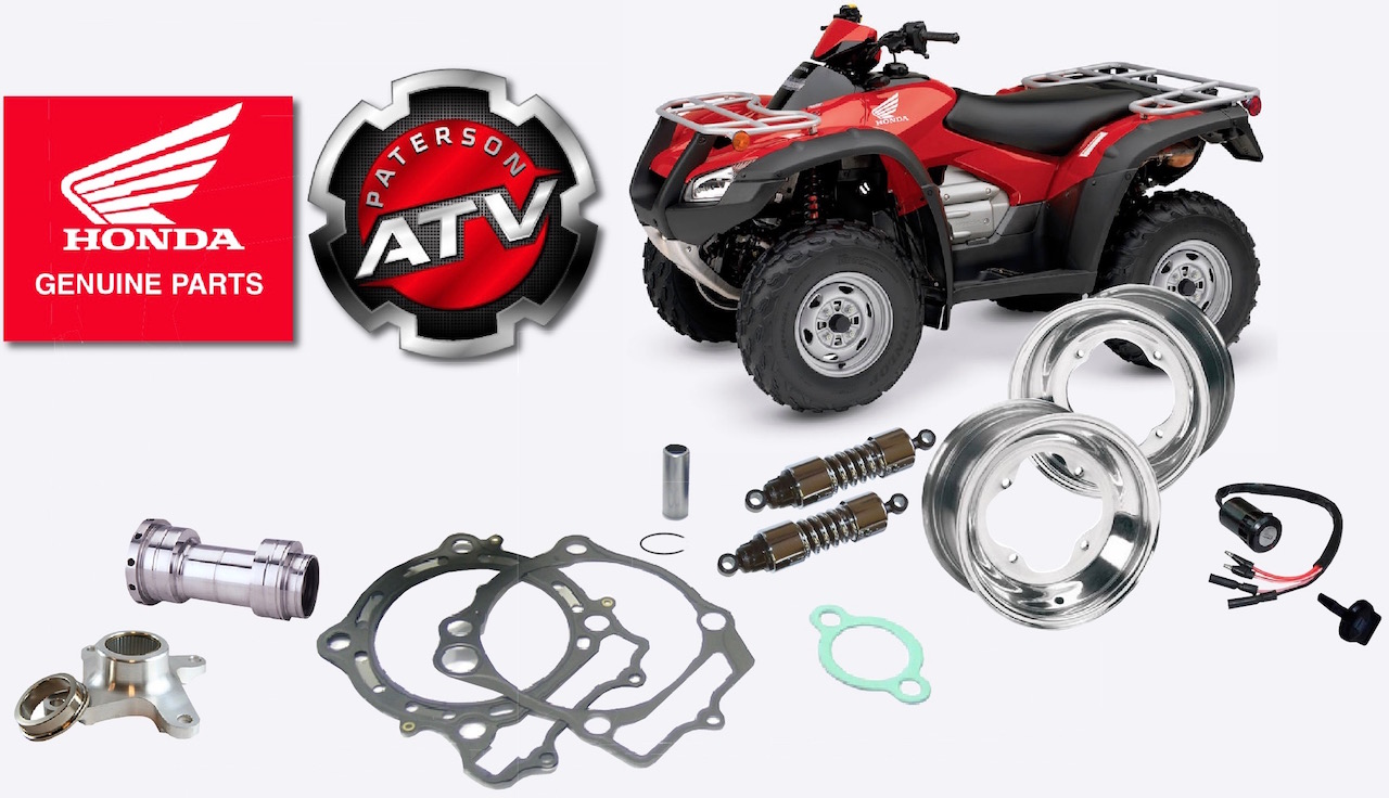 honda dumfries from parts centre atv dalbeattie paterson galloway and spares leading genuine