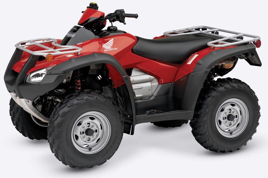 Honda Rincon AT 2/4wd available from Paterson ATV Dalbeattie, Dumfries and Galloway's leading ATV Centre