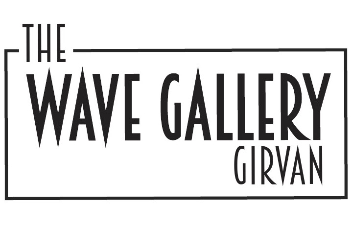 Logo for The Wave Gallery Girvan