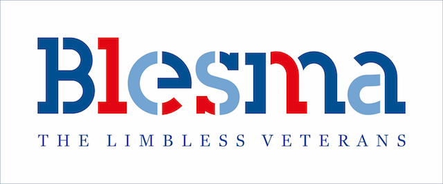 Logo of Blesma, The Limbless Veterans Charity