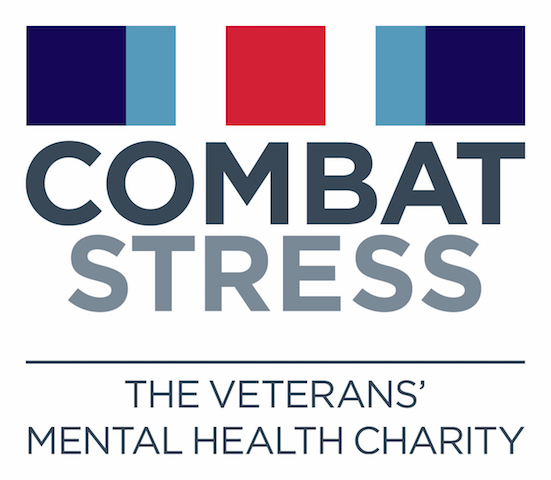 Logo of Combat Stress, the Veterans' Mental Health Charity