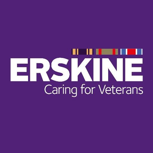 Logo of the Erskine Hospital