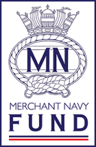 Logo of the Merchant Navy fund
