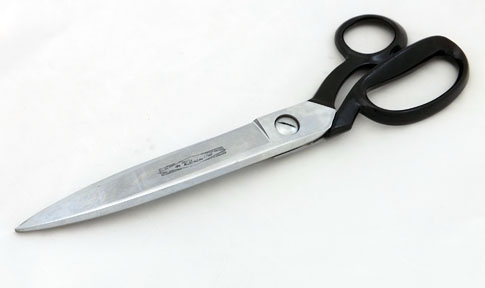 "Wilkinson's 12"" tailor's scissors"