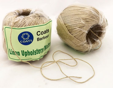 2 balls of Coats Barbour mattress twine