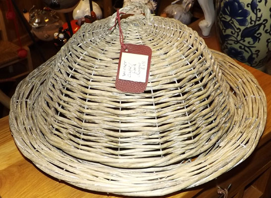 Domed basket