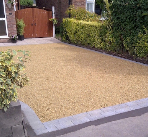 Gravel Driveway: Aggregate Gravel Driveways By Cheshire Paving Company