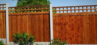Garden Fencing Panels Essex Kent London Fencekings