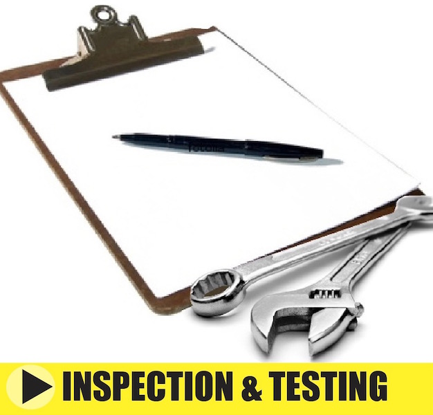 Link to Claystapling's Inspection and Testing page
