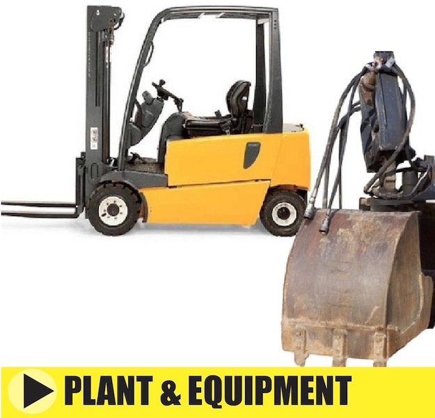 Link to Claystapling's Plant and Equipment page