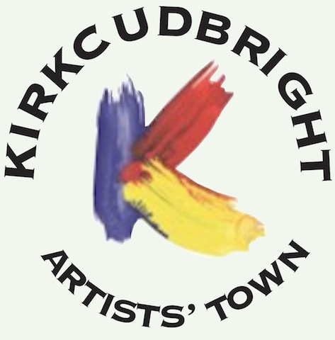 Logo of Kirkcudbright Artists' Town