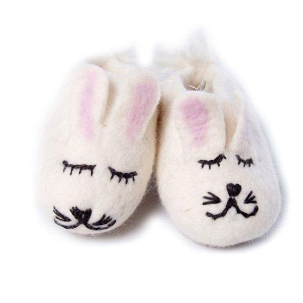 Animal Booties - Bunnies