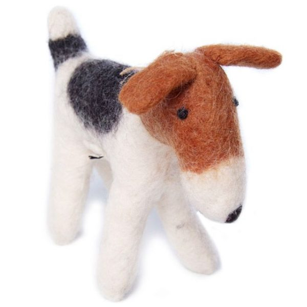 Fox Terrier Doggie Small