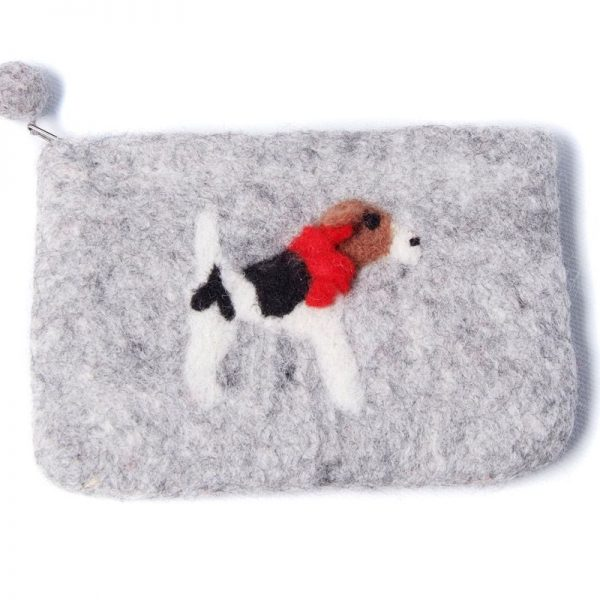 Fox Terrier Purse