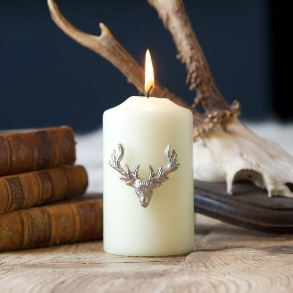 Stag Antler Candle Pins