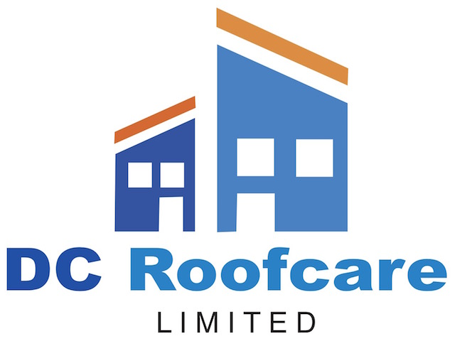 DC Roofcare Logo. DC Roofcare of Irvine, Ayrshire are flat roofing specialsist working throughout Ayrshire.