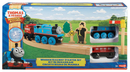 Thomas Wooden Rail Starter Set