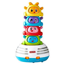 Fisher-Price Beatbo Build A Beat Stacker