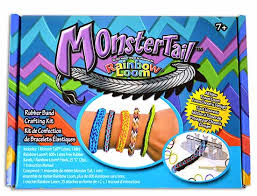 Rainbow Monster Tail Kit