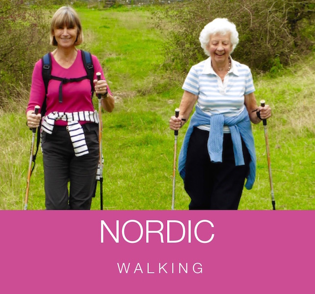 Nordic Walking Classes Dalbeattie
