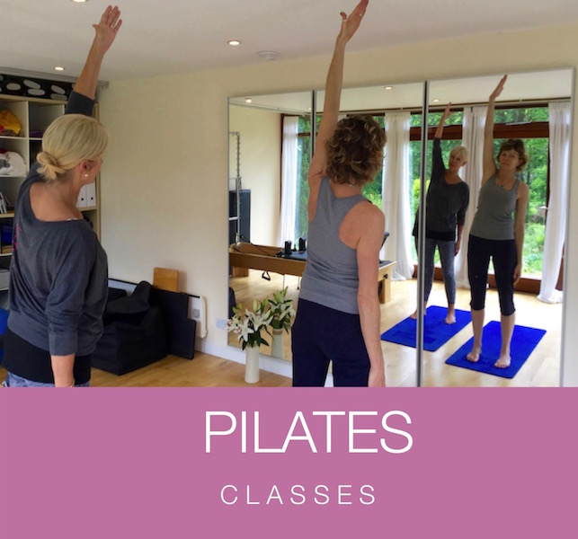 Pilates Classes Dalbeattie