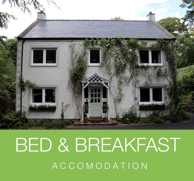 Bed & Breakfast Accommodation Dalbeattie, Dumfries and galloway, Scotland