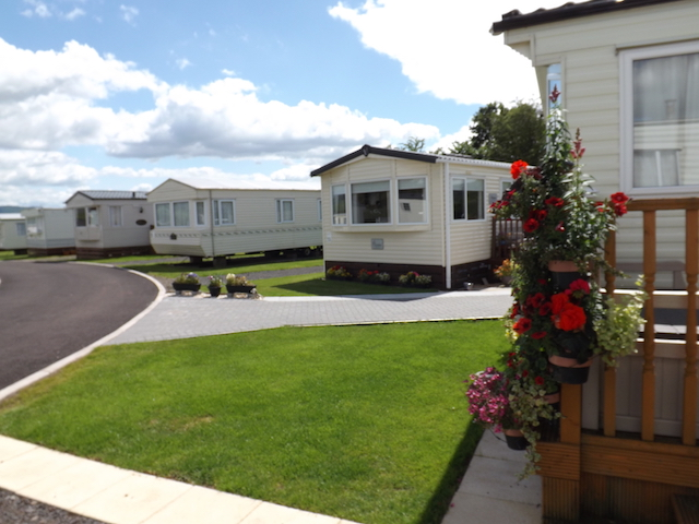 Penpont Holiday Park, Thornhill, Dumfries and Galloway, Scotland