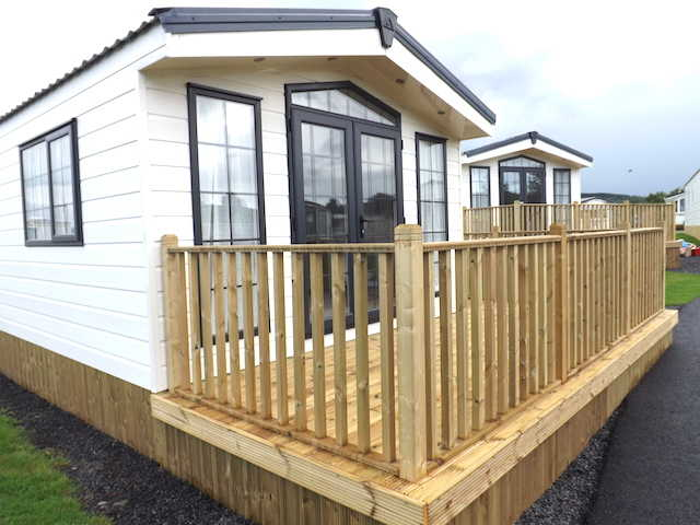 Static holiday homes in Dumfries and Galloway