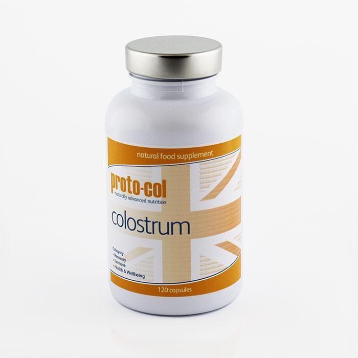 Colostrum supplements benefits