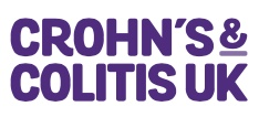 Logo of the Crohn's & Colitis UK information agency