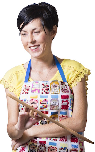 Donna Bradley, founder and owner of Wee Sweetie Confectionery Creations