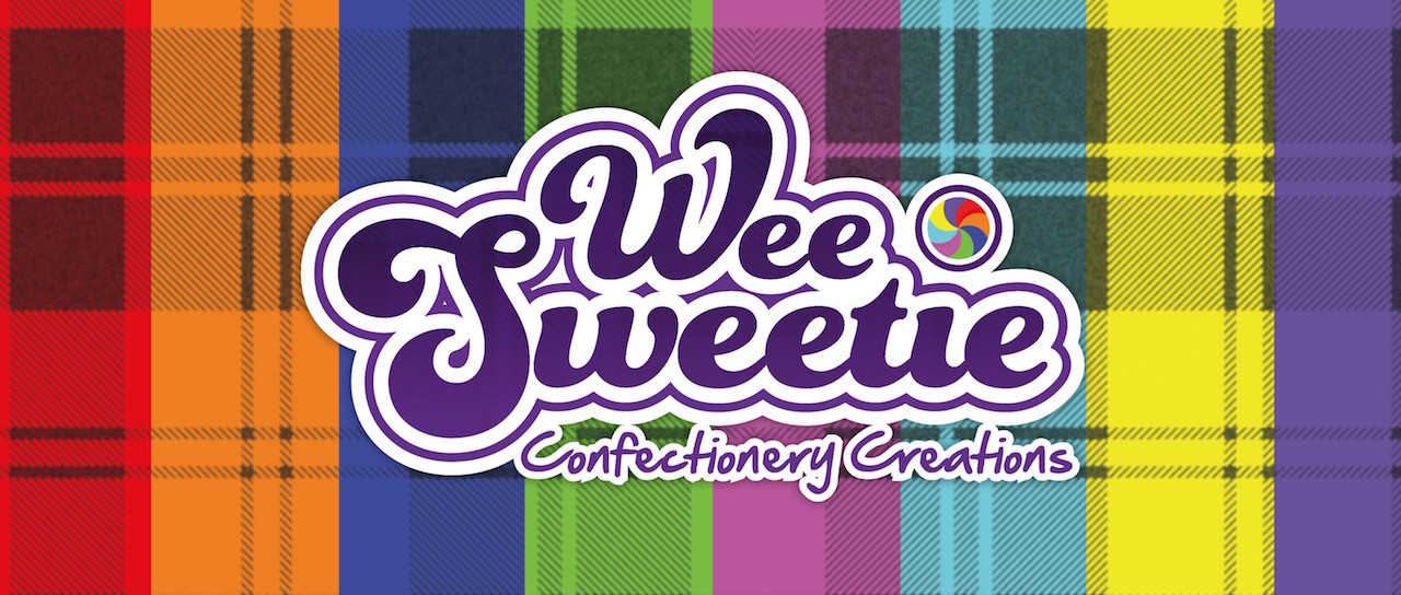 Wee Sweetie Confectionery Creations logo