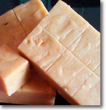 Naked (plain) fudge by Wee Sweetie