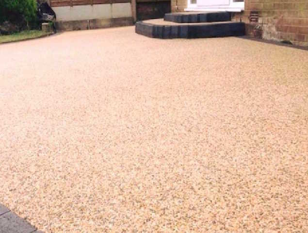 Resin Driveways Newcastle upon Tyne and Gateshead