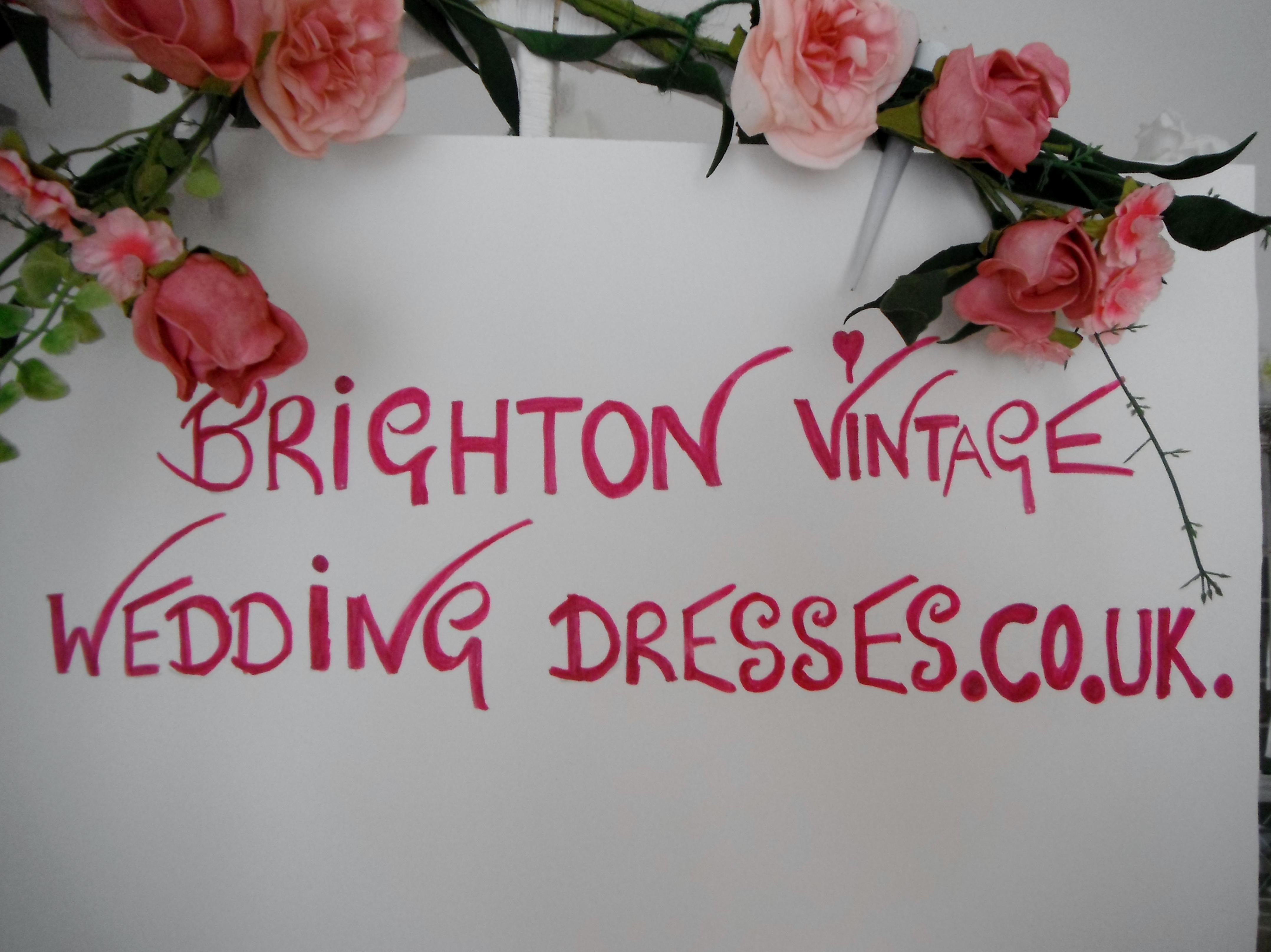 Vintage Wedding Dresses East Sussex: Vintage Style Wedding Dresses