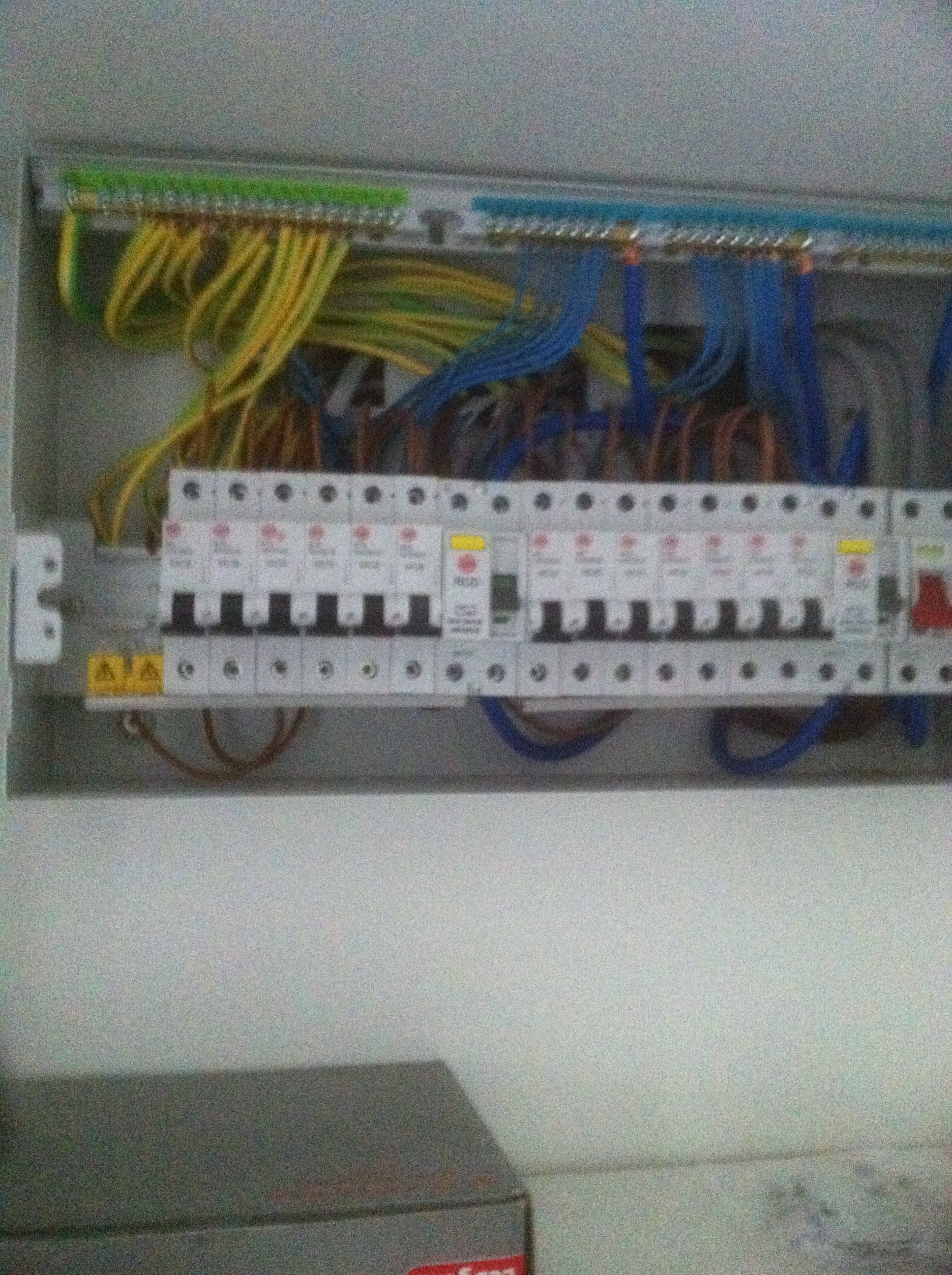 Iet Wiring And The Regulations Rcd In Parallel