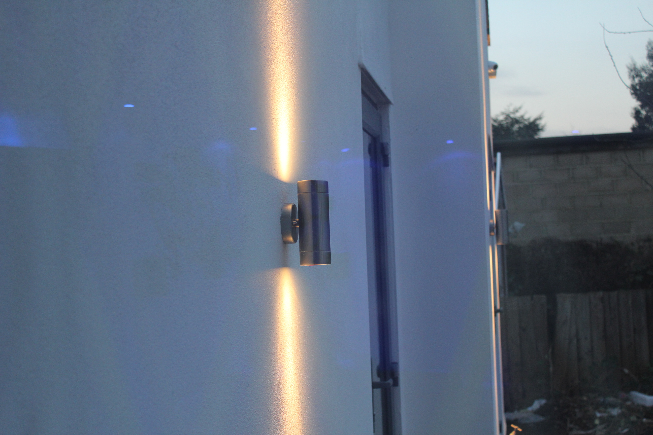 External Lighting Design Outdoor Lighting Installer London