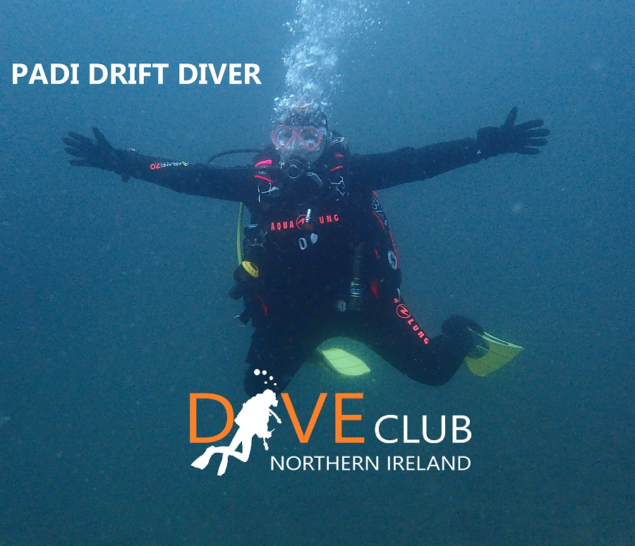 Padi Drift Diving Speciality